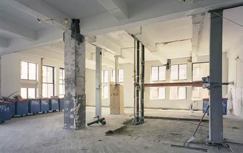 Holzbau Partner AG, Renovierung, Sanierung