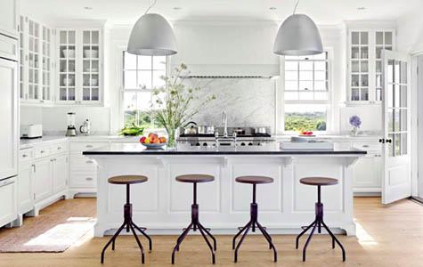 Düscher AG, Küchenrenovierung